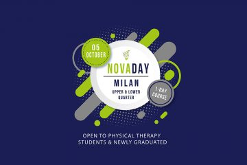 NOVADAY MILAN – the preview of NOVAVIA education for physical therapy students and newly graduate